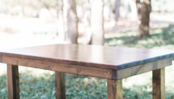 Photo Shoot - KA - Farmhouse Table 10
