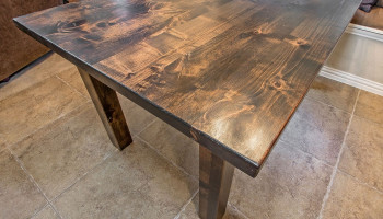 Standard Farmhouse Table 4