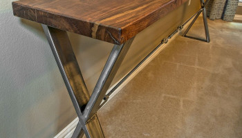 Accent Table Caribbean Wood