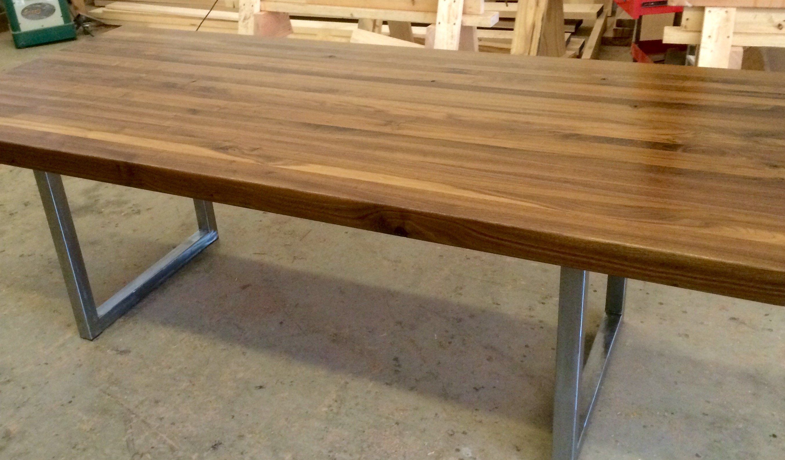 How to strip table
