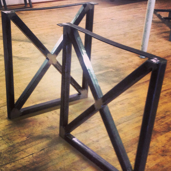 square metal table legs 3